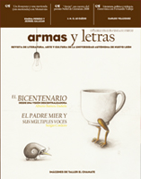 Revista Armas y Letras No. 72-73
