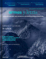 Revista Armas y Letras No. 86-87